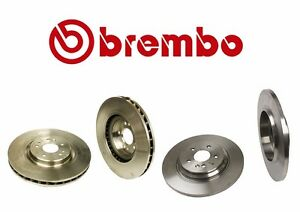 For Mercedes Benz Ml430 Ml500 Ml55 Amg Set Of Front Rear Disc Brake Rotors