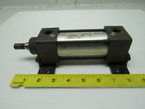 Numatics Actuator Pb 388673 2 Pneumatic Air Cylinder 40mm Bore 50mm Stroke