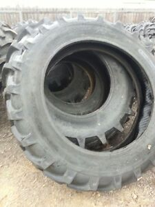 One 13 6x38 13 6 38 8 Ply Farmall H Deere A An B Tractor Tire