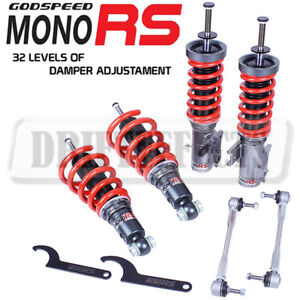 For 10 15 Chevrolet Camaro Godspeed Mrs1402 Monors Damper Coilovers Suspension