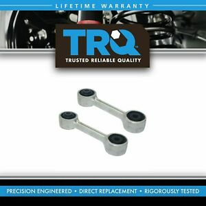 Rear Stabilizer Sway Bar End Link Pair Set For Bmw 3 5 6 Series M3 M5 M6