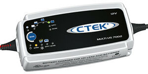 Ctek Multi Us 7002 Battery Charger 56 353 Maintainer Reconditions 12v 7a