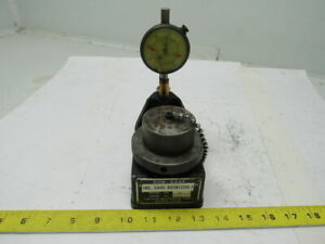 Dow gage 10 Dial Manual Precision Parts Comparator Quality Control 0005