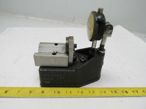 Dow gage 10 Dial Manual Precision Parts Comparator Quality Control 01mm
