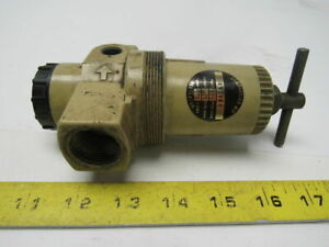 4959k4 Compressed Air Regulator 300 Psi In Max 125 Psi Out