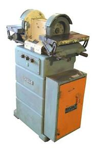 Excello Corp 48a 10 Carbide Tool Grinder 440 Volt 3 Phase