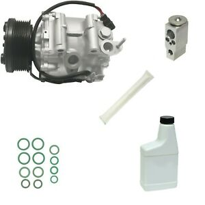Ryc Reman A C Compressor Kit Fits Honda Civic 1 8l 2006 2007 2008 2009 2010 2011