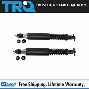 Rear Air Suspension To Shock Coil Spring Conversion Kit Set For Dts Lucerne New