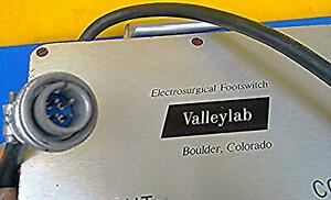 Valleylab Electrosurgical 4 Pins Foot Switch Free Shipping Watch Video