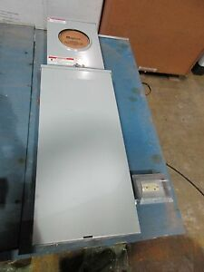 200 Amp Metered Temporary Power Mobile Home Panel Ge Tm820rcufl