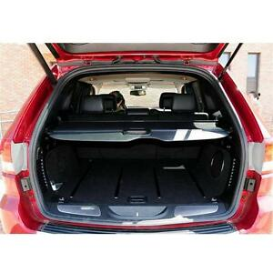 Retractable Rear Trunk Cargo Shade Cover Shield Kit For 2016 Jeep Grand Cherokee