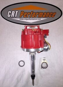 Chevy Inline 6 Straight 6 194 216 235 Hei Distributor Red Crt Performance