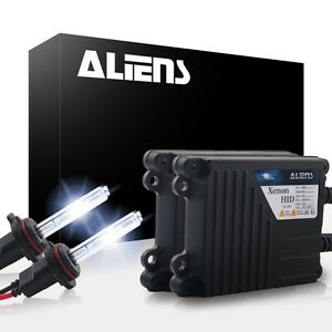 Aliens Hid Xenon Kit Bi xenon Bulbs 9005 9006 H1 H3 H4 H13 9005 9006 9007