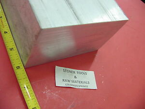3 X 6 Aluminum 6061 Flat Bar 6 Long Solid T6511 3 00 Plate Mill Stock