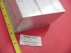 3 X 6 Aluminum 6061 Flat Bar 8 Long Solid T6511 3 00 Plate Mill Stock