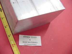 3 X 6 Aluminum 6061 Flat Bar 15 Long Solid T6511 3 00 Plate Mill Stock