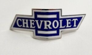 Chevrolet Chevy 1933 Car 1934 35 Truck Bow Tie Radiator Grille Emblem Badge