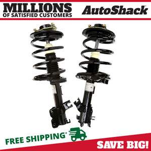 Front Complete Strut Pair For 2002 2003 2004 2005 2006 Nissan Altima 2 5l