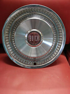 Original Vintage 1956 15 Buick Century Special Wheel Cover Hubcap Rat Rod 3