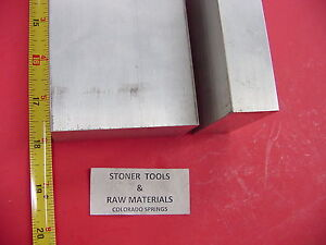 2 Pieces 1 X 3 Aluminum 6061 Flat Bar 18 Long Solid Extruded Plate Mill Stock
