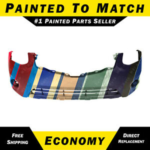 New Painted To Match Front Bumper Cover Replacement For 2011 2013 Nissan Rogue
