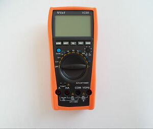 Brand New Vichy Vc99 3 6 7 Digital Multimeter Auto Range With Built in Buzzer