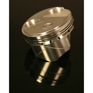 Dss Racing Piston Set 4016x 4000 Gsx 4 000 Bore Forged Dome For Ford 302 Sbf