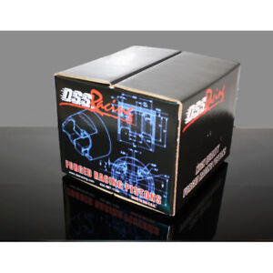 Dss Racing Piston Set 4301x 4000 Gsx 4 000 Forged Flat For Ford 347 Stroker