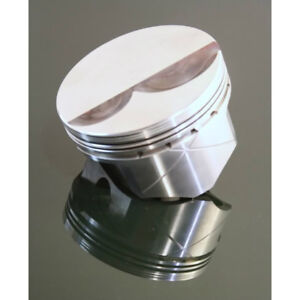 Dss Racing Piston Set 2800x 3903 Gsx 3 903 Forged Flat Top For Chevy Ls1 Ls6