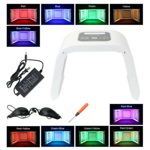 New Led Phototherapy Red Blue Green Yellow Skin Rejuvenation Ance Removel Pdt