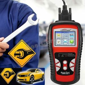 Al519 Kw830 Can Car Eobd Obdii Diagnostic Tool Auto Scanner Fault Code Reader