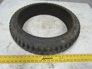 Goodyear 22 x5 x16 Press On Solid Rubber Traction Forklift Tire Wheel