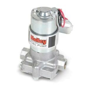 Holley Electric Fuel Pump 12 815 1 Black 120 Gph For Gas Alcohol Methanol