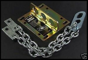 Sbc Bbc Chevy Hd Engine Lift Plate Chain Kit S7903