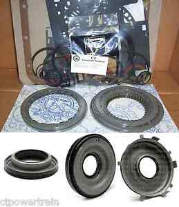 Alto 4l60e Rebuild Kit W Transtec Oh Overhaul Gasket Set 2001 2003 With Pistons