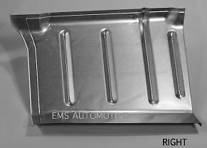 Ford Car Toeboard Toe Board Floor Pan Right 1949 1951 349r Ems