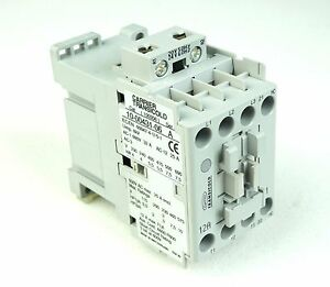 Carrier Transicold Contactor 10 00431 06 12 Amp For Container Refrigeration Unit
