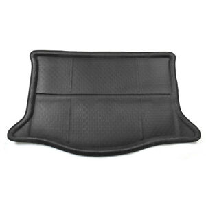 Rubber Cargo Floor Mat All Weather Trunk Protection For Honda Fit 2007 2015