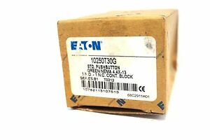 New Eaton 10250t30g Push Button