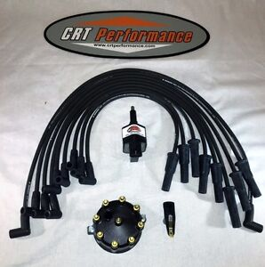 Dodge Ram 1500 Ignition Tune Up Kit Black Hp Torque 45k Powerboost Upgrade