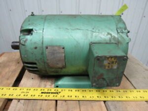 37b7 428 7 1 2hp Electric Motor 230 460v 3ph 213tc Frame 1725rpm