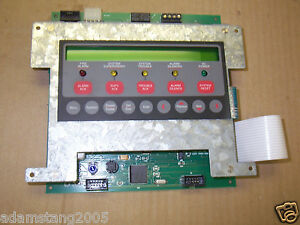 Simplex Fire Alarm 0565 469b 0565469 Led Lcd Display Board 4005 Panel
