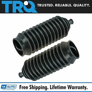 Steering Rack And Pinion Bellows Boot Lh Rh Kit Pair Set Of 2 For Ford Volvo