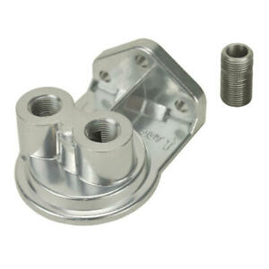 Derale Engine Oil Filter Remote Mounting Kit 25005
