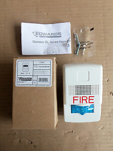 New Edwards Gl1wf hdvmc Horn strobe Fire Alarm