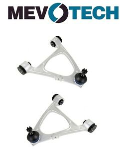 Mevotech Front Upper Control Arm Pair For Mazda Mx 5 Miata 06 14 Rx 8 04 08