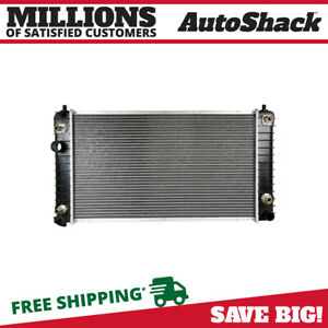 New Radiator For 1996 2002 2003 2004 Chevrolet S10 1996 2005 Chevrolet Blazer
