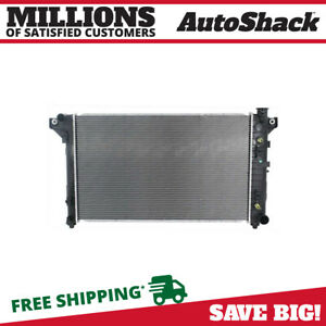 New Radiator For 98 02 Dodge Ram 1500 5 9l Old Body Style Dodge Ram 2500 2291
