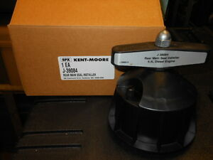 Kent Moore J 39084 Gmc Hummer 6 5l Diesel Engine Rear Main Seal Installer