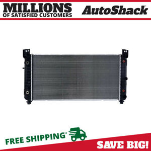 Radiator For 2000 2013 2014 Chevrolet Tahoe 1999 2013 Silverado Gmc Sierra 1500